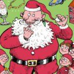 Ny julehistorie fra Kim Fupz Aakeson. Hvad ønsker julemanden sig mon?