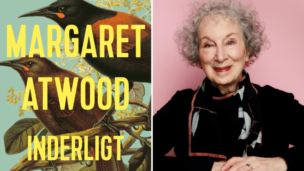 Inderligt, Atwood, Margaret Atwood, Dearly, Digte, Digtsamling