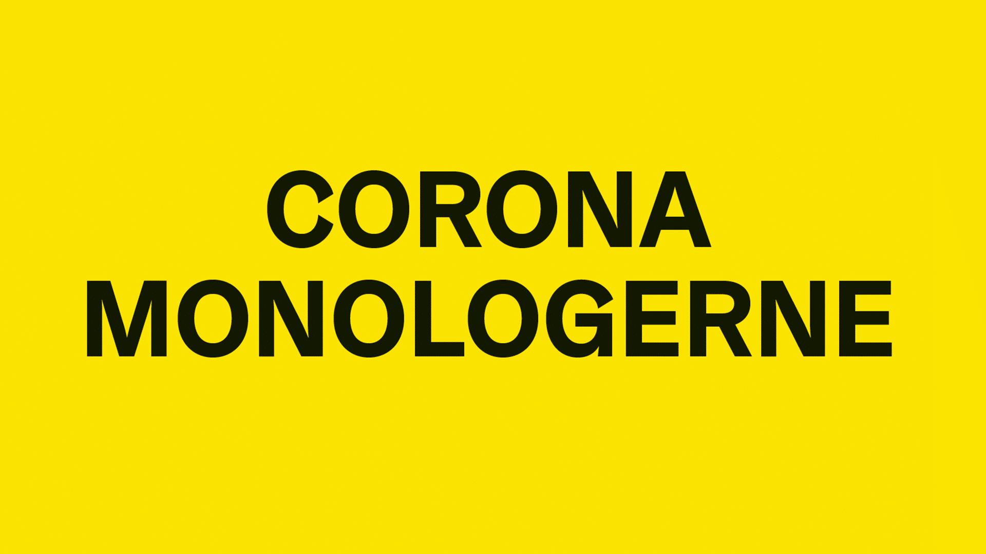 Coronamonologerne
