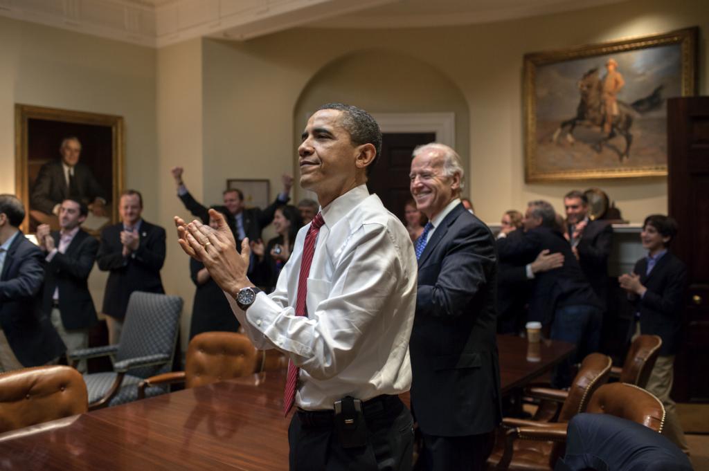 Barack Obama, Obama, Et forjættet land, Affordable Care Act