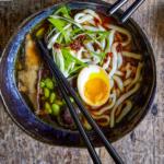Grøn mad på 30 minutter: Nem opskrift på One Pot Ramen
