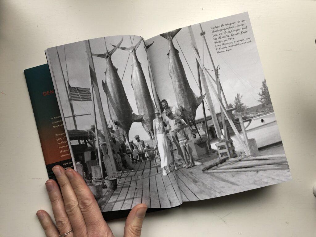 Hemingway, Ernest Hemingway, Den gamle mand og havet, klassiker, læs klassikere