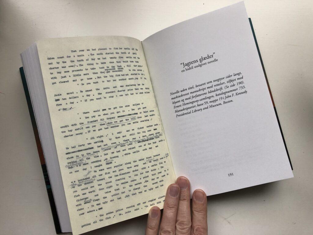 Hemingway, Ernest Hemingway, Den gamle mand og havet, klassikere, læs klassikere