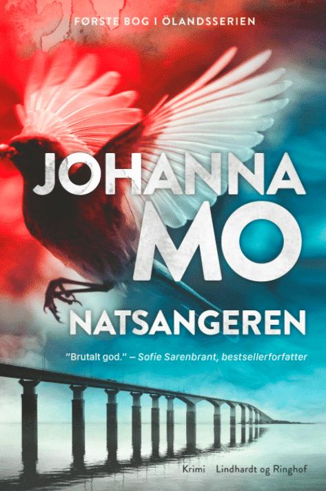 Natsangeren, Johanna Mo, Ölandsserien, svensk krimi, Hanna Duncker