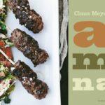 Claus Meyers lammekebab med vinterkålslaw