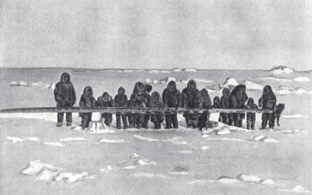 Knud Rasmussen, Fra Grønland til Stillehavet, den 5. thule-ekspedirino