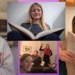 """Lara, Ellen og Frida har en læseklub: """"American Royals er vores yndlingsbog – kom nu med filmen!"""""""