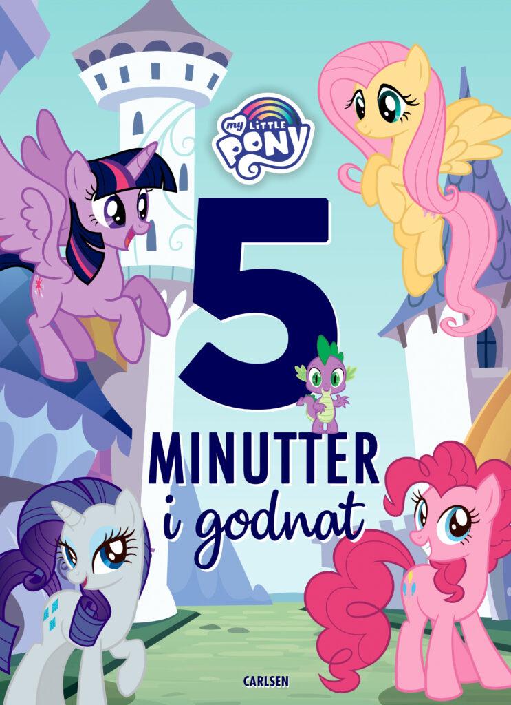 Fem minutter i godnat, My Little Pony, godnathistorier, godnathistorie, godnatlæsning