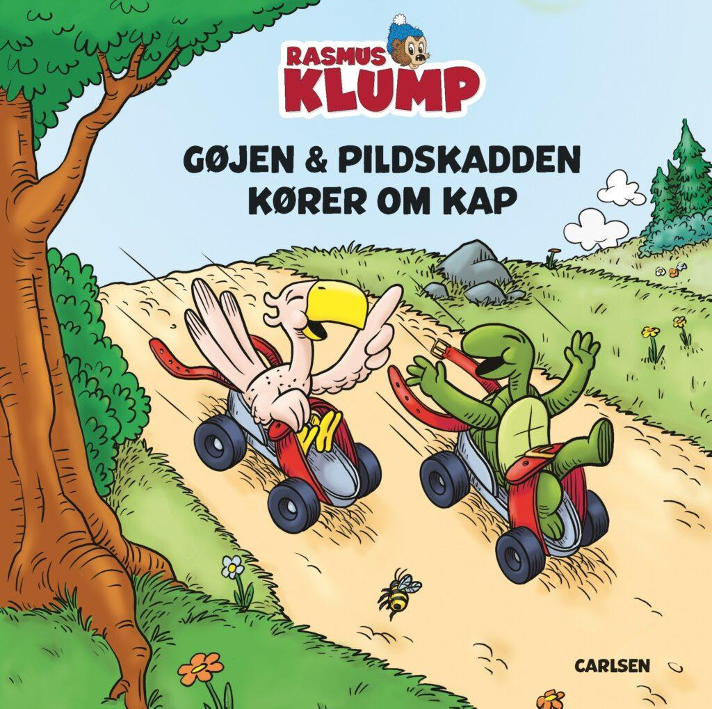 Gøjen og Pildskadden, Gøjen & Pildskadden, Gøjen, Pildskadden, Rasmus Klump