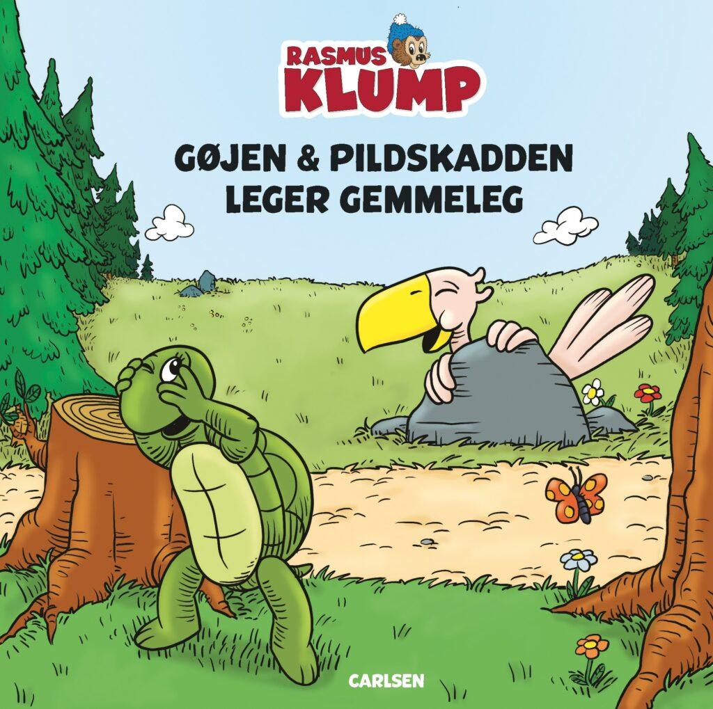 Gøjen og Pildskadden, Gøjen & Pildskadden, Rasmus Klump, Gøjen, Pildskadden