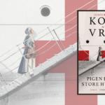 Fængslende historisk roman om hospitalsskibet Jutlandia. Smuglæs i Pigen fra det store hvide skib