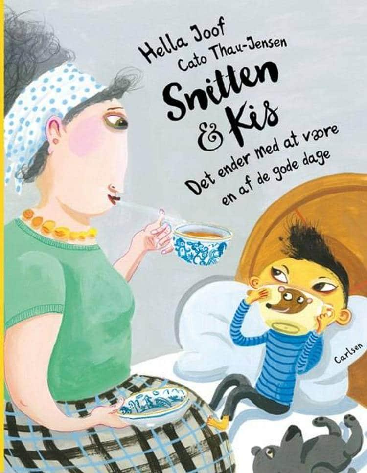 Snitten & Kis, Hella Joof, Snitten og Kis, Cato Thau-Jensen, børnebog