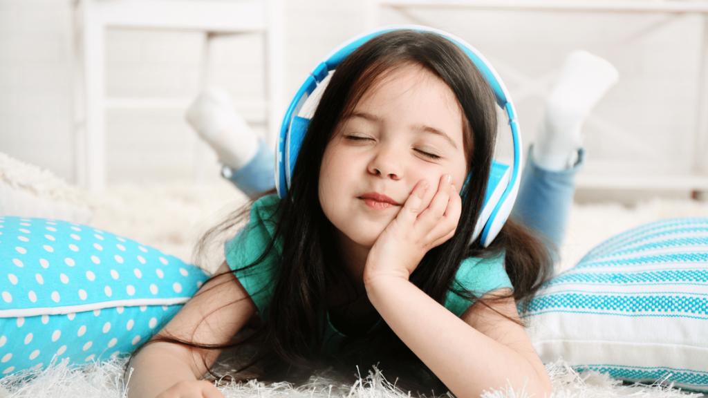Børnebøger der kan streames, streaming, børnebøger, lydbøger, e-bøger