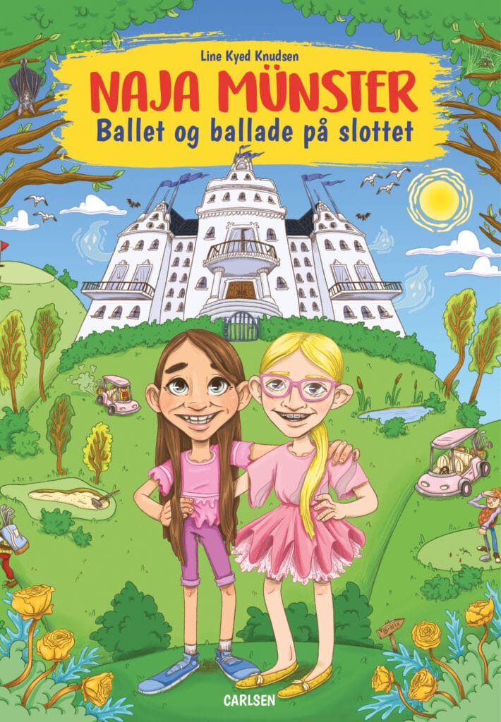 Ballet og ballede paa slottet