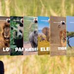 Bliv klogere på spændende dyr i verden med Sebastians dyrebibliotek
