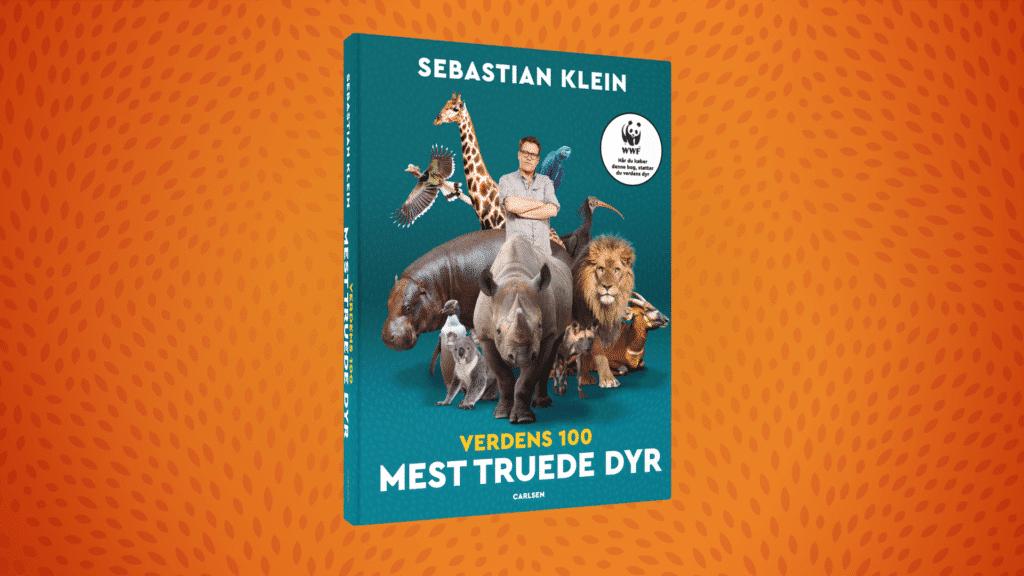 Sebastian Klein, Verdens 100 mest truede dyr, Truede dyr, Dyrebøger