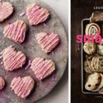 Bag småkager med Louisa Lorang: Hindbærsnitter med et strejf af kokos