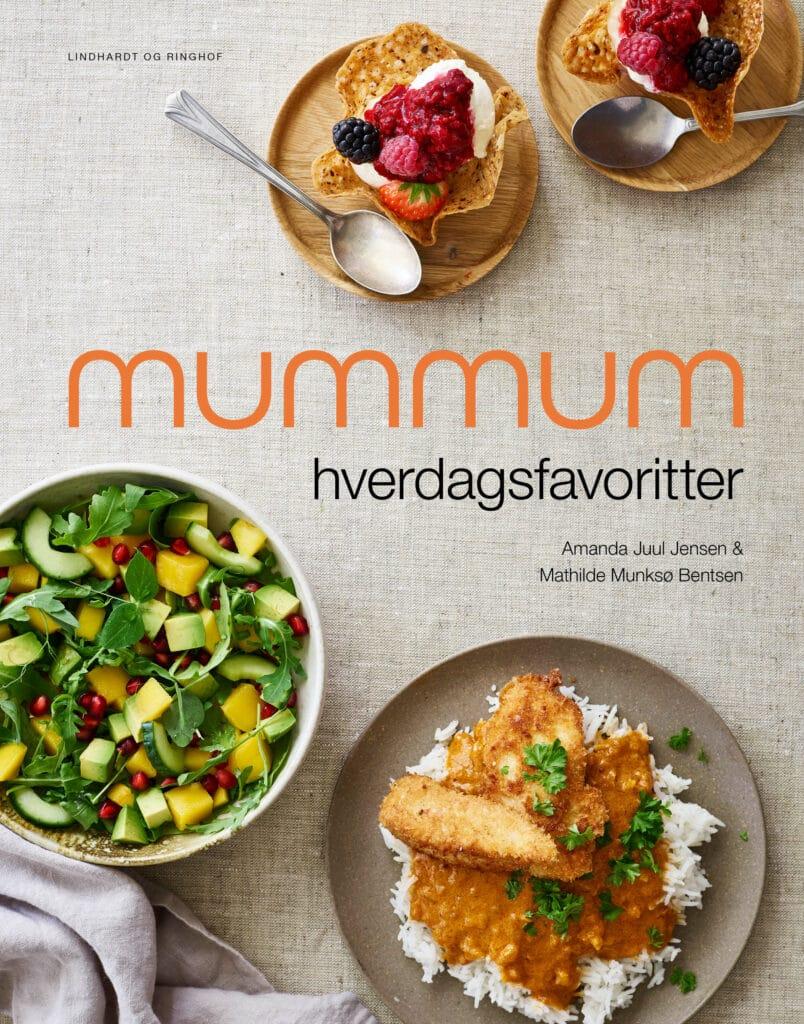 mummum, Amanda Juul Jensen, Mathilde Munksø Bentsen, kogebog, hverdagsmad