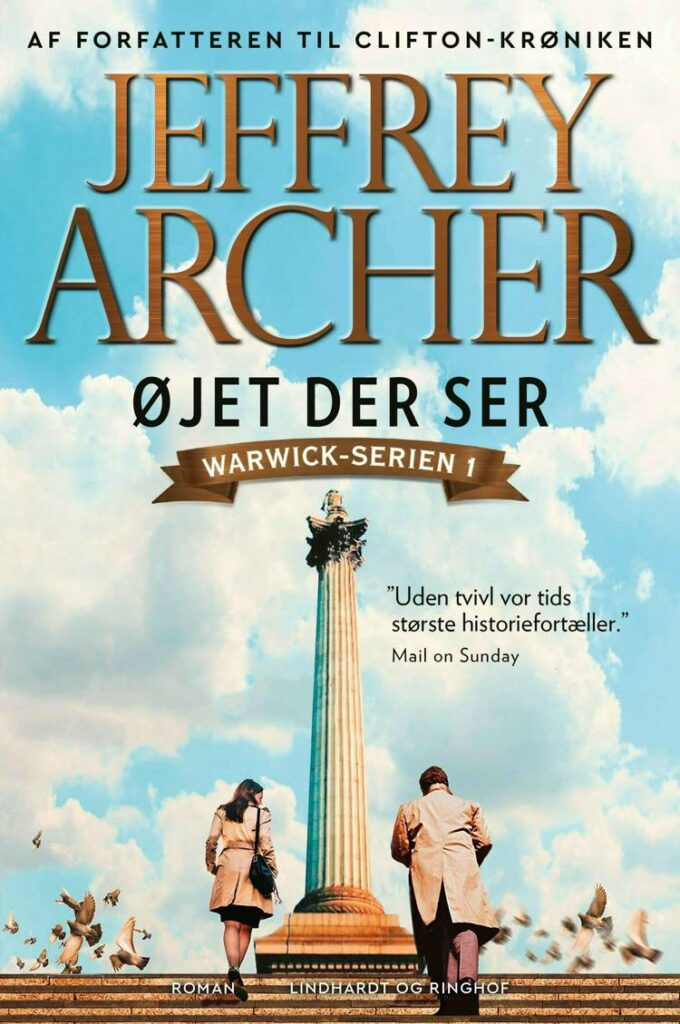 Jeffrey Archer, Øjet der ser, William Warwick