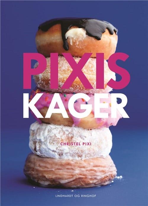 Pixis kager, Christel Pixi, amerikanske kager, amerikanske pandekager, vafler, cookies, cheesecakes, muffins, pies, scones, biscuits, doughnuts,