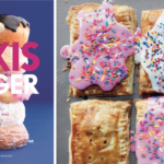 Bag jeres egne sjove og farverige poptarts med Pixis kager