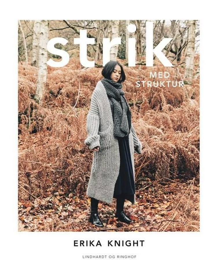 Strik med struktur, strikkebog, strikkeopskrift, Erika Knight