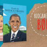 Kender du? Ny serie af spændende biografier for børn
