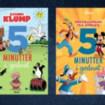 Fem minutter i godnat: Korte historier til sengetid, læsetid – eller bare altid