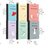 Striber på højkant: Maren Uthaugs sjoveste striber i ny bogserie