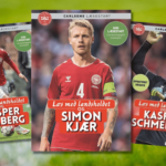 Læs med landsholdet – Kom tæt på Simon Kjær, Kasper Dolberg og Kasper Schmeichel