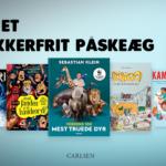 Gi' et sukkerfrit påskeæg: 15 gode børnebøger til påskeferien