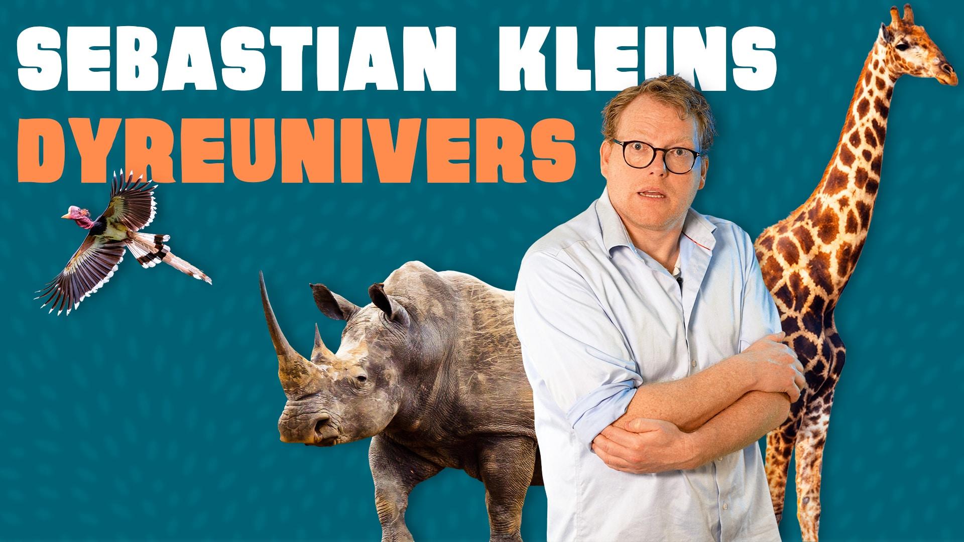 Sebastian Kleins dyreunivers