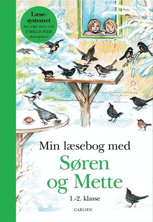 Søren og Mette, Min læsebog med Søren og Mette, læsestart, letlæsning