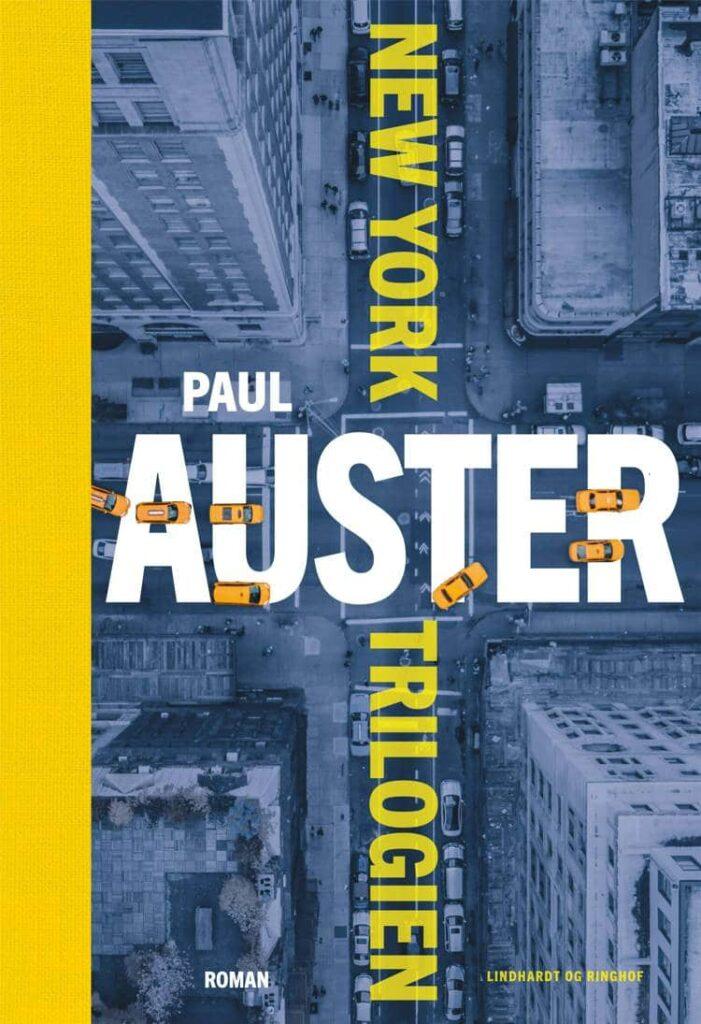 New York trilogien, Paul Auster, By af glas, det aflåste værelse