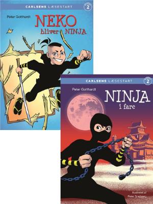 Ninjaen Neko, Carlsens læsestart