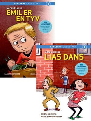 Carlsens læsestart, Vores klasse