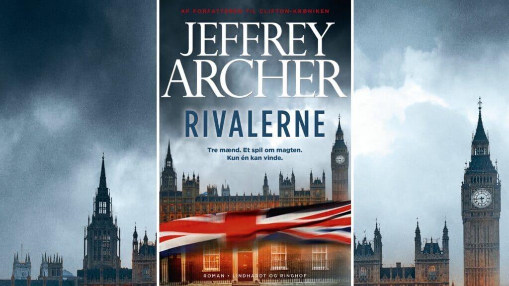 bog, rivalerne, jeffrey archer