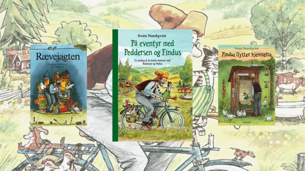 Peddersen og Findus, Sven Nordqvist