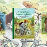 Peddersen og Findus: Få et overblik over alle bøgerne med det vidunderlige makkerpar