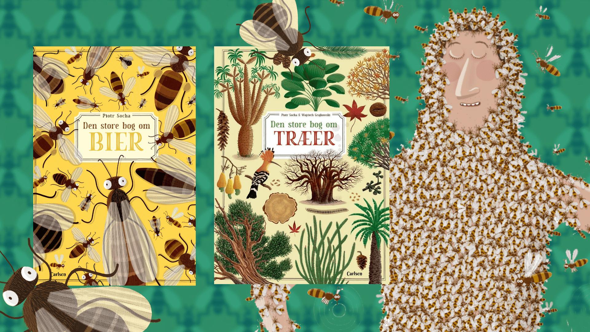 Den store bog om bier, Den store bog om træer