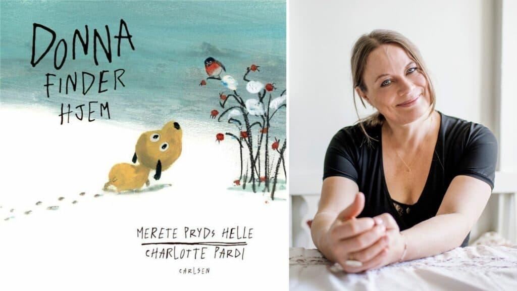 donna finder hjem, merete pryds helle, gode børnebøger