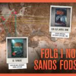 Korrespondent Nora Sand rejser verden rundt i Lone Theils' bestseller-krimiserie