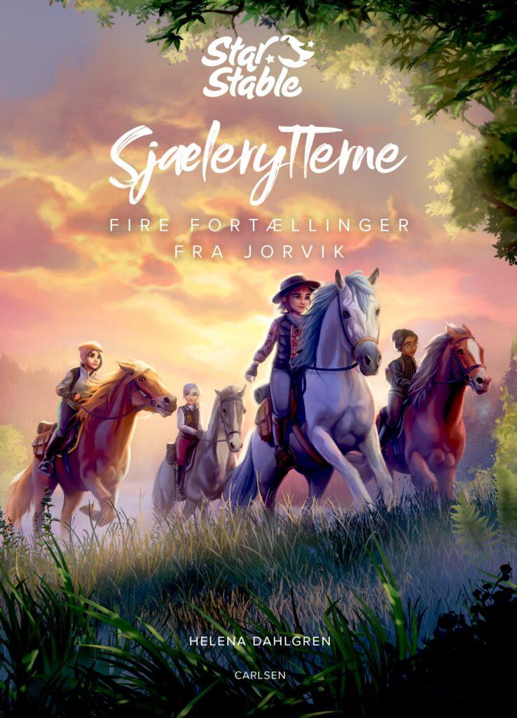 Star Stable Sjælerytterne Fire fortællinger fra Jorvik, Helena Dahlgren