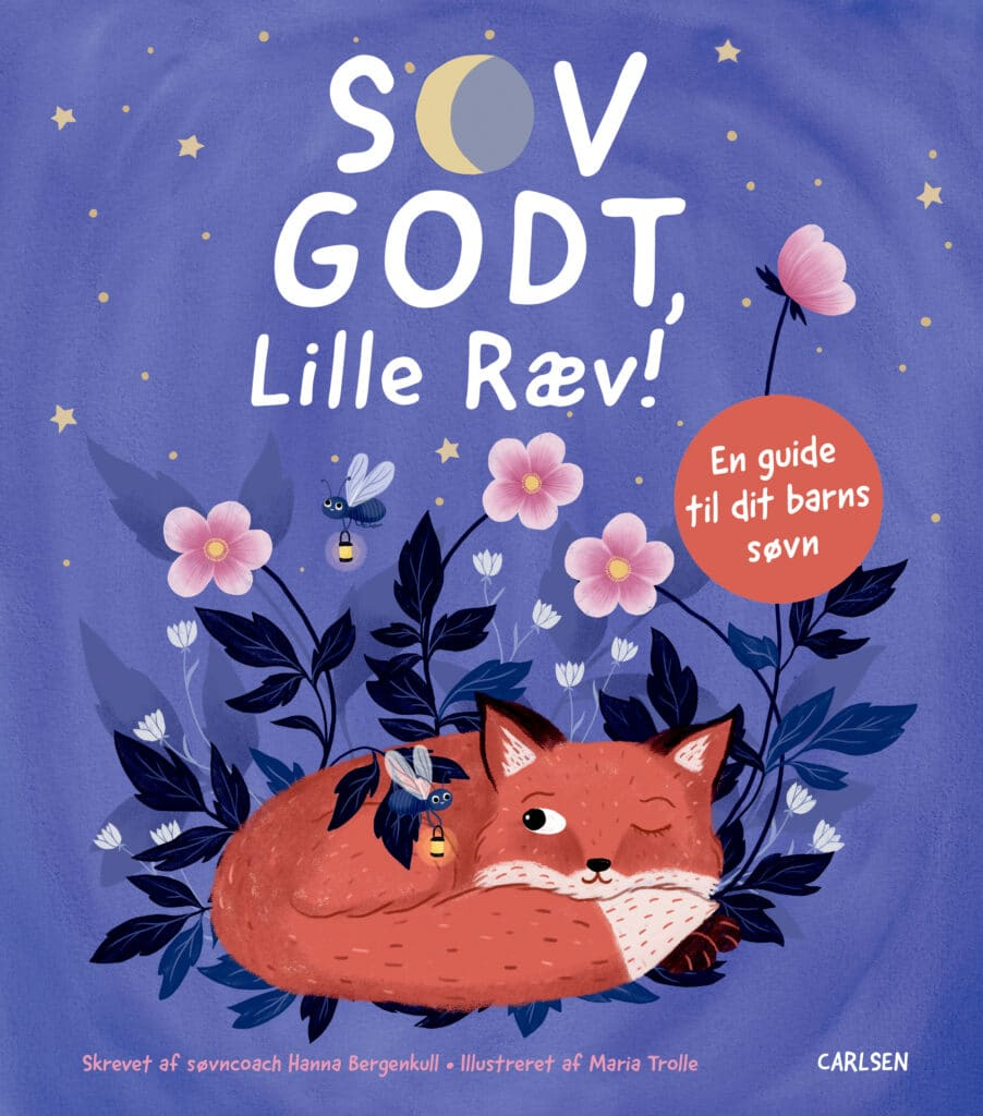 Sov godt, Lille Ræv! Hanna Bergenkull