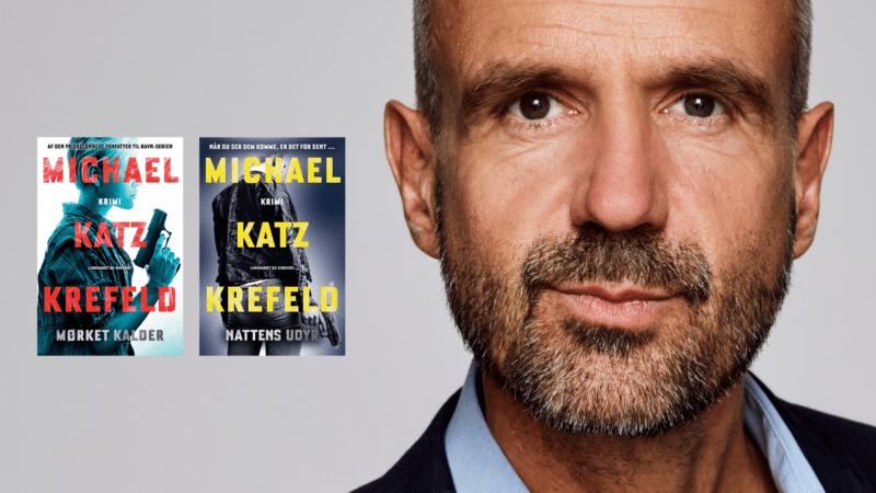 Michael Katz Krefeld, Ceciilie Mars, krimiserie, bestseller krimi, ravn serien