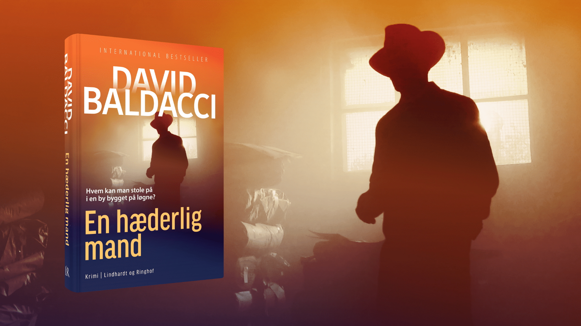 En hæderlig mand, David Baldacci