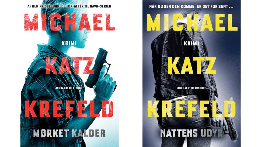 Cecilie Mars, Michael Katz Krefeld, Mørket kalder, Nattens udyr, krimiserie,