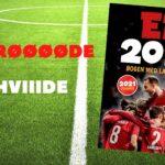 EM 2020 – Bogen med landsholdet gør dig klar til en forrygende fodboldsommer!