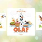 Min første historie: Elskelige billedbøger med kendte Disney-figurer til små børn