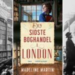 Den sidste boghandel i London bygger på den sande historie om bogelskende briter i bomberegn